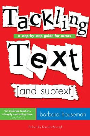 Cover of Tackling Text [and Subtext]