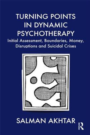 Cover of Turning Points in Dynamic Psychotherapy