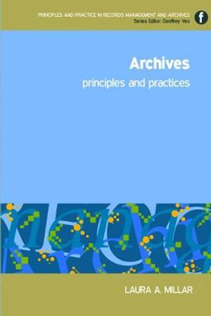 Cover of Archives