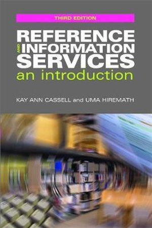 Cover of Reference and Information Services