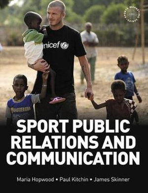 Cover of Sport Public Relations and Communication