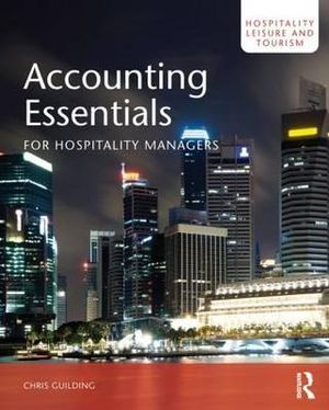 Cover of Accounting Essentials for Hospitality Managers