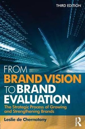 Cover of From Brand Vision to Brand Evaluation