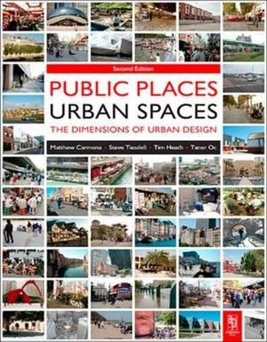 Cover of Public Places Urban Spaces