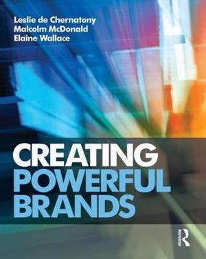Cover of Creating Powerful Brands