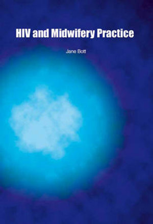 Cover of HIV and Midwifery Practice