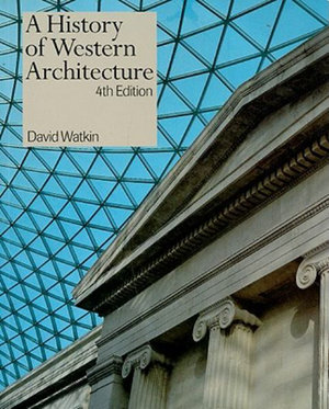 Cover of History of Western Architecture (Fourth Edition)