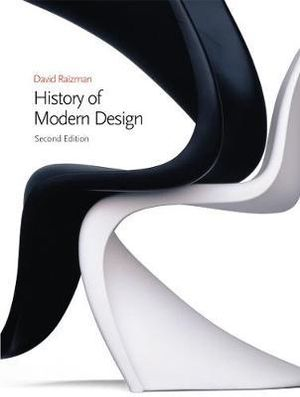 Cover of History of Modern Design 2nd.ed.