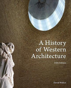 Cover of History of Western Architecture (5th Edition)