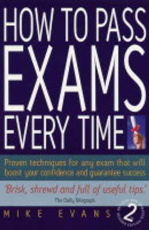 Cover of How to Pass Exams Every Time