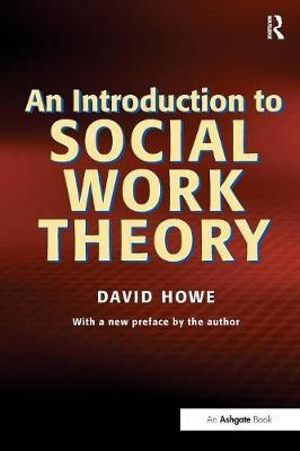 Cover of An Introduction to Social Work Theory