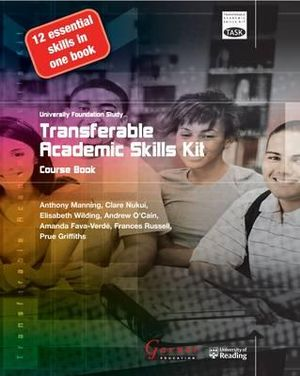 Cover of Transferable Academic Skills Kit