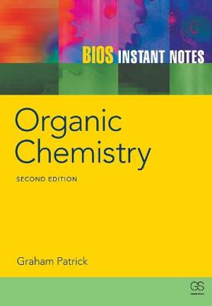 Cover of Bios Instant Notes in Organic Chemistry