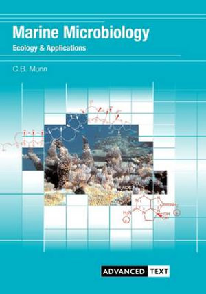 Cover of Marine Microbiology