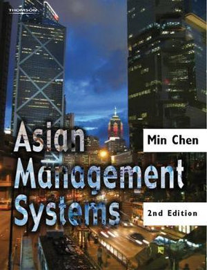 Cover of Asian Management Systems