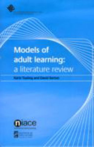Cover of Models of Adult Learning