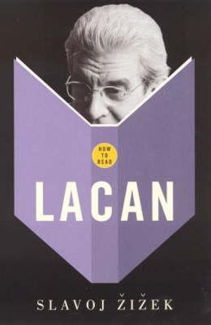 Cover of How to Read Lacan