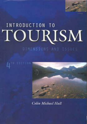 Cover of Introduction to Tourism