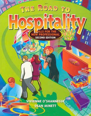 Cover of The Road to Hospitality