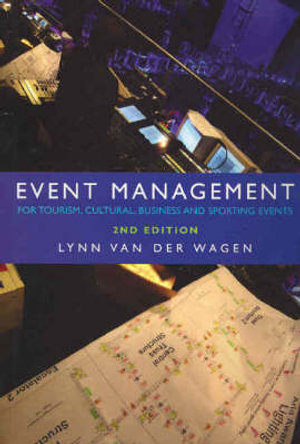 Cover of Event Management