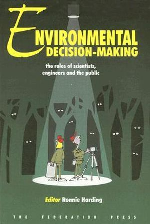 Cover of Environmental Decision-making