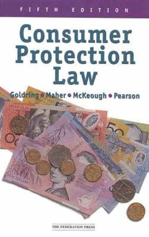 Cover of Consumer Protection Law