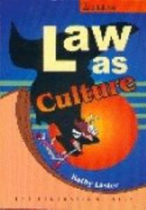 Cover of Law as Culture