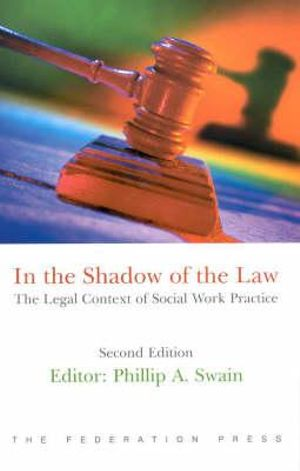 Cover of In the Shadow of the Law