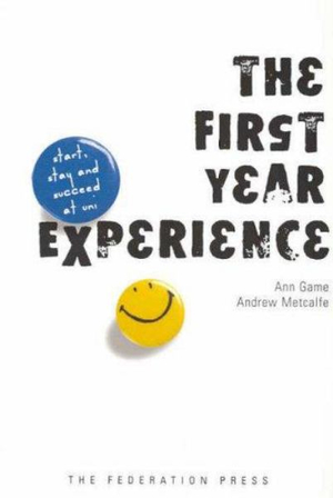 Cover of The First Year Experience