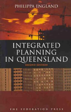 Cover of Integrated Planning in Queensland