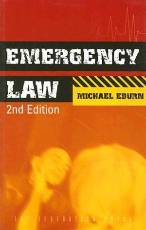 Cover of Emergency Law