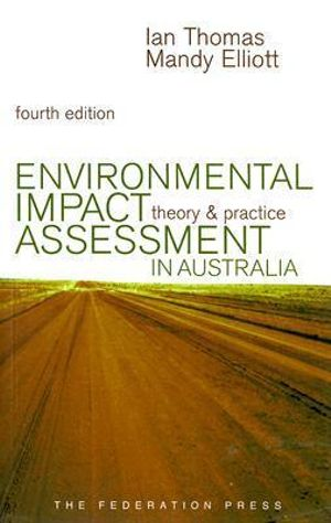 Cover of Environmental Impact Assessment in Australia