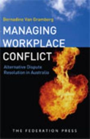 Cover of Managing Workplace Conflict
