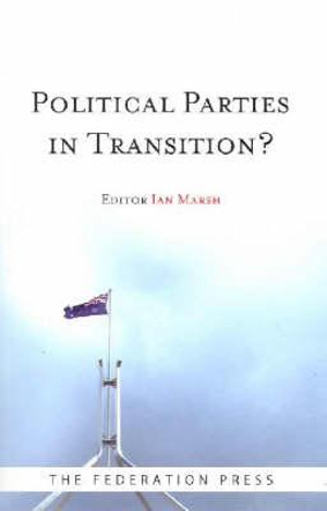 Cover of Political Parties in Transition?