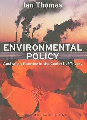 Cover of Environmental Policy