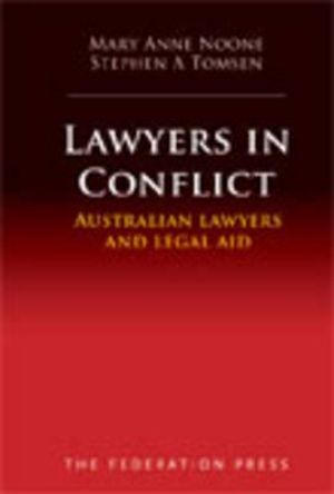 Cover of Lawyers in Conflict