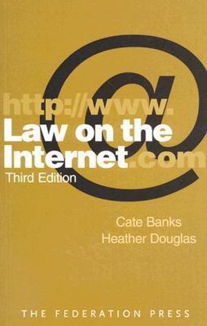 Cover of Law on the Internet