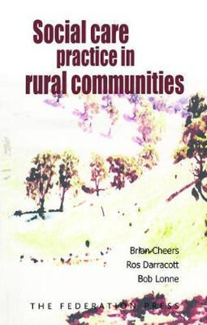 Cover of Social Care Practice in Rural Communities