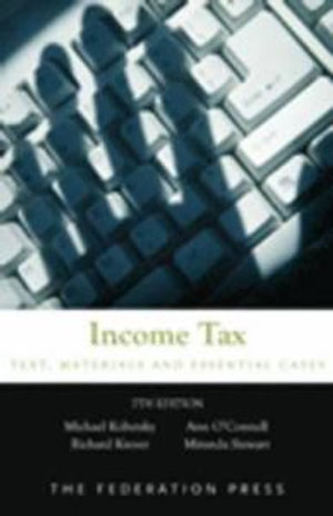 Cover of Income Tax