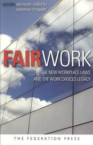 Cover of Fair Work