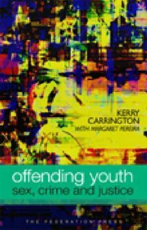 Cover of Offending Youth