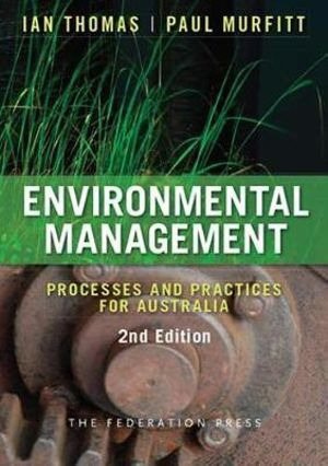 Cover of Environmental Management