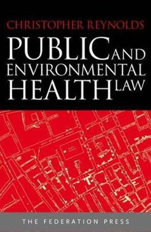 Cover of Public Health and Environment Law