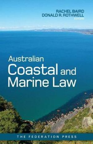Cover of Australian Coastal and Marine Law