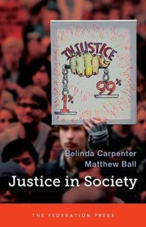 Cover of Justice in Society