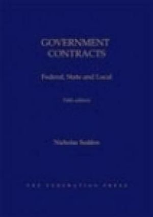 Cover of Government Contracts