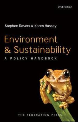 Cover of Environment and Sustainability