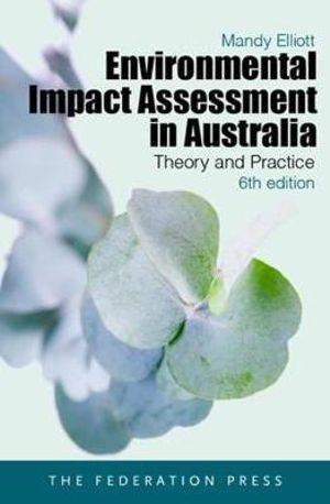 Cover of Environmental Impact Assessment in Australia