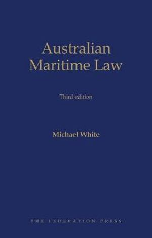 Cover of Australian Maritime Law