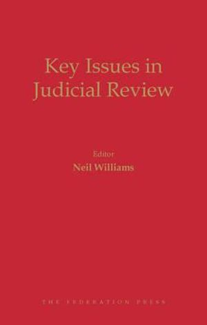 Cover of Key Issues in Judicial Review